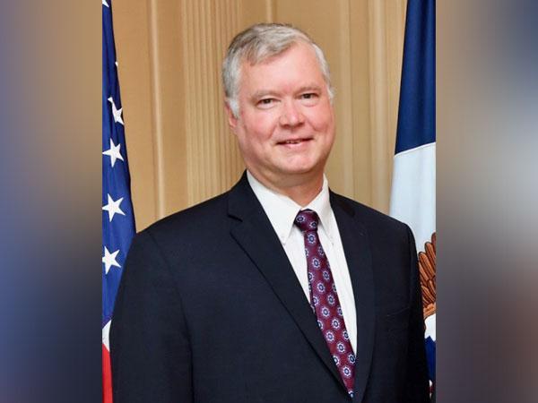 Stephen Biegun, the top American envoy for North Korea (File photo)