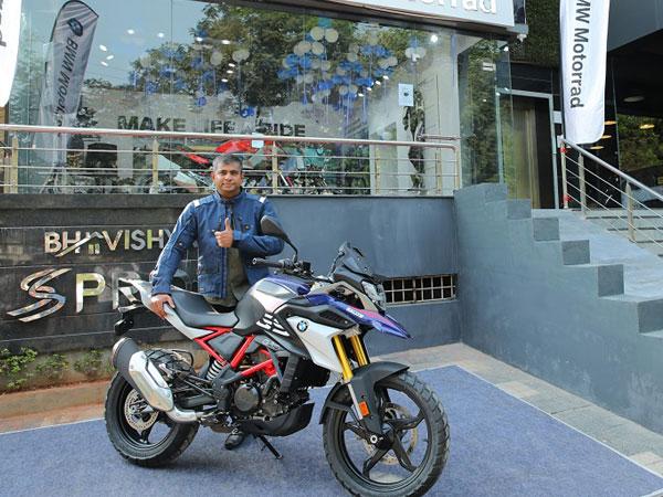 JSP Motorrad appointed as BMW Motorrad partner in Vijayawada