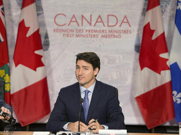 Canadian prime minister says China not respecting diplomatic immunity in arrest case