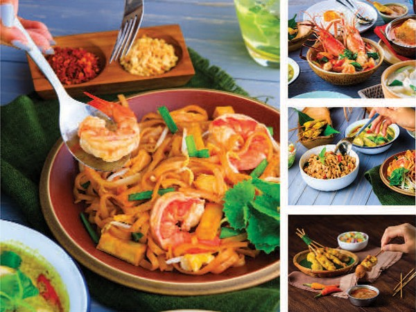Amazing Thailand offers delicious, healthy, popular food choices. Top dishes you must try!