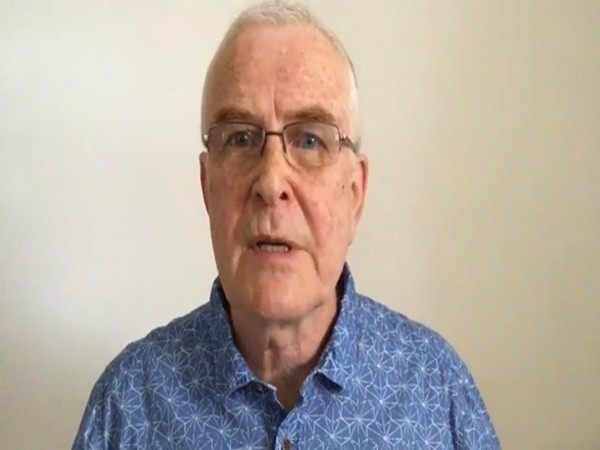 British writer and stand-up comedian Pat Condell