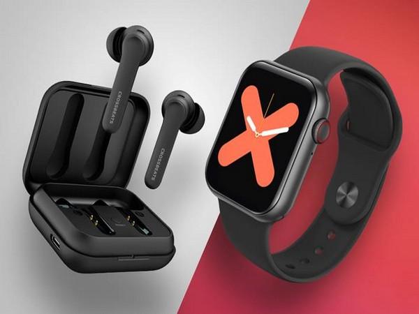 Crossbeats bolsters its true wireless earphones and smartwatch categories with new premium models