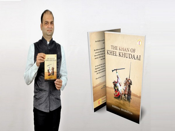 Book 'The Khan of Khel Khudaai' launched - A Compelling Fictionalized Account of the Current Geo-politics