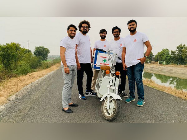 DARWYN Commences Deliveries for Supply of E-Scooters for Vaccine Last Mile Delivery