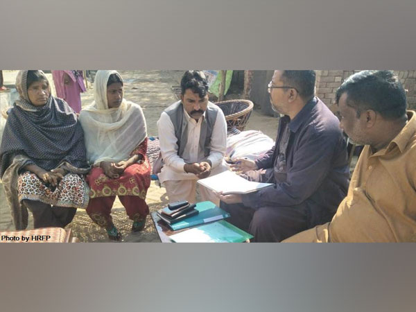 An HRFP fact-finding team visited the victim, interviewed her and family and ensured them legal and moral support.