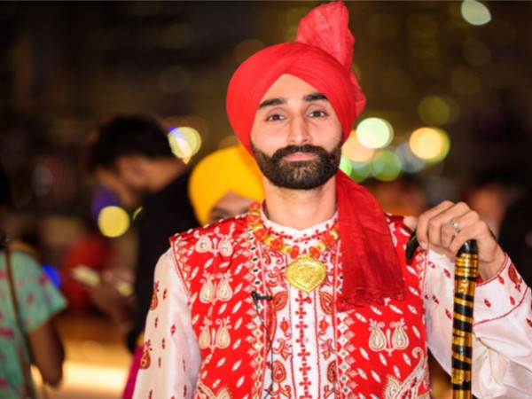Hardeep Singh to become first bhangra dancer performing in Bollywood Movie