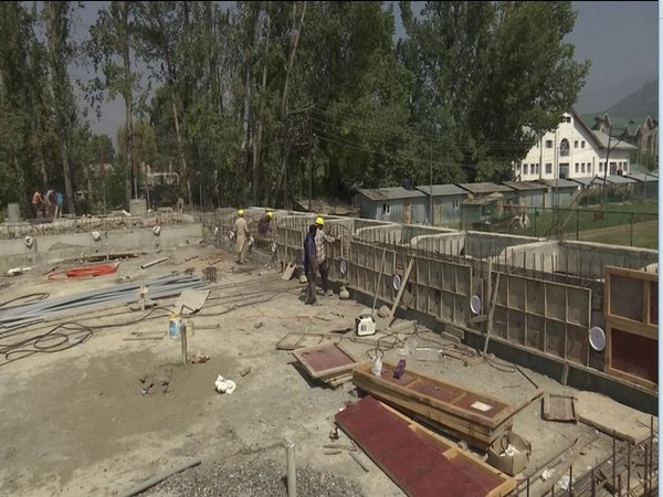 International level swimming pool being built in J-K Valley, locals say will create opportunities for youth