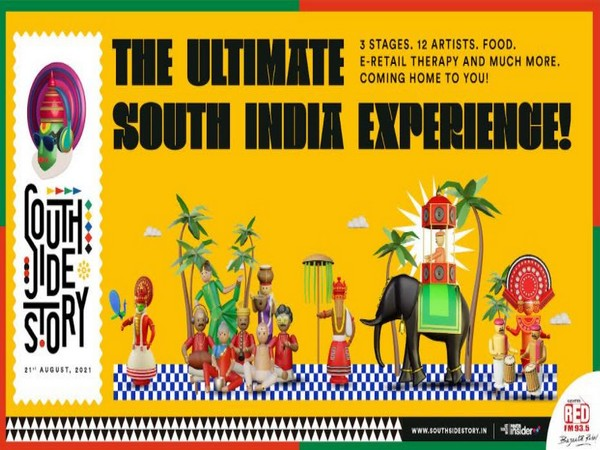 'Red FM announces return of 'South Side Story', an ultimate South India experience'