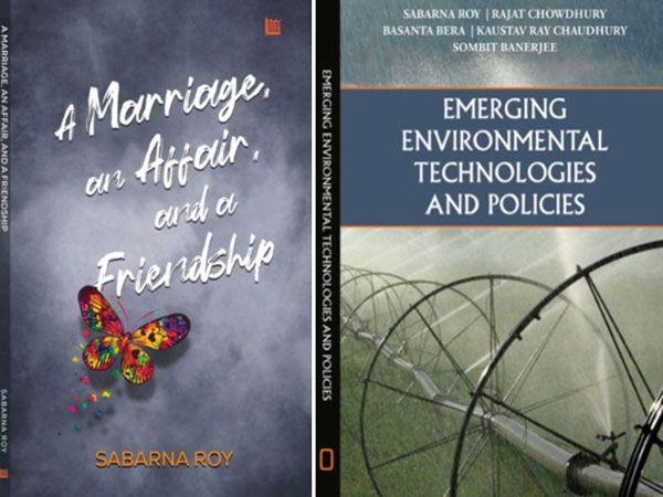 Books authored by Sabarna Roy