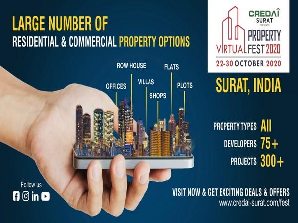 CREDAI-Surat Virtual Property Fest 2020