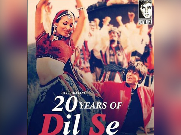 dil se cover