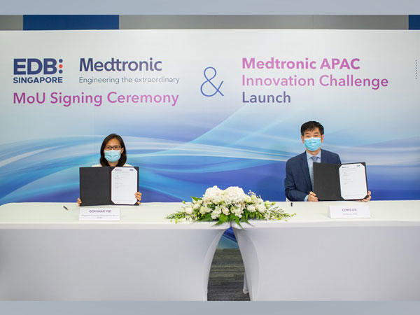 Medtronic announces first-of-its-kind Regional Open Innovation Platform in APAC to advance the future of healthcare technologies