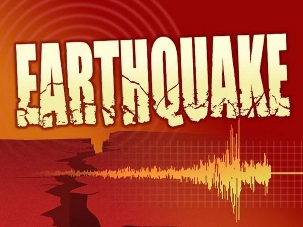 5.6 magnitude quake hits southwest of Africa
