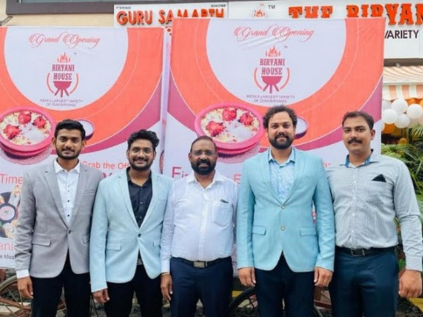 The Biryani House launches its district master franchise in Ambernath