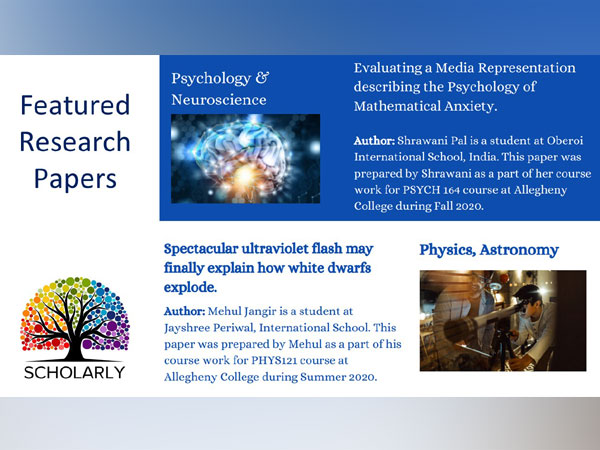 Featured Research Papers (Scholarly)