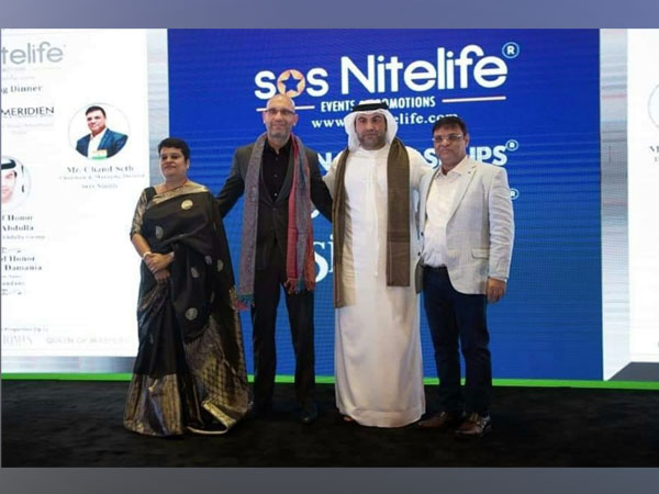"""SOS NITELIFE"" - ""Synergy of Services Nitelife Pvt Ltd"" hosts HNI Networking Dinner"