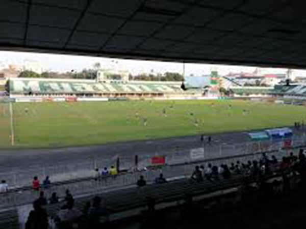 Yangon leading domestic league table