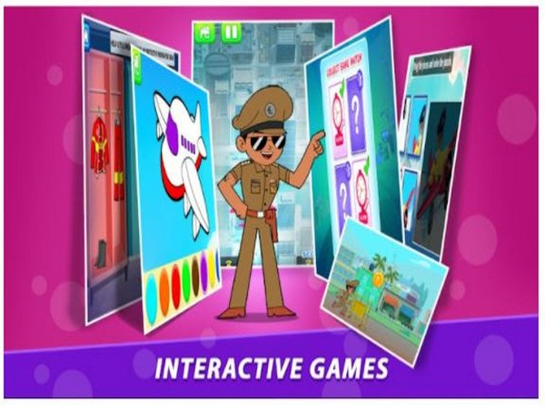 Creative Galileo's Kids Learning App 'Little Singham' Hits a Million Downloads in Six Months