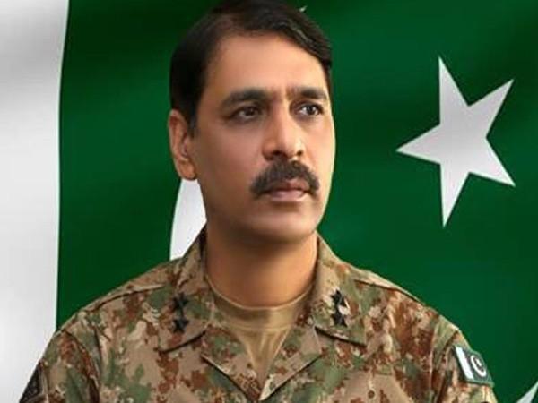 Pakistan's Former DG ISPR Asif Ghafoor