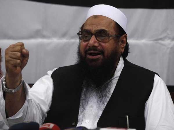 Jamaat-ud-Dawa (JuD) chief and 2008 Mumbai attacks mastermind Hafiz Saeed (File photo)