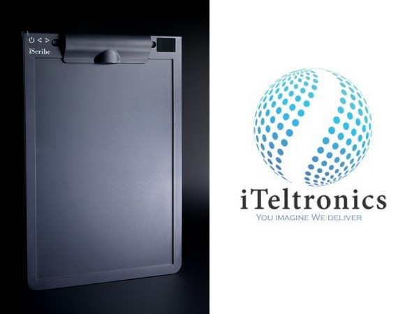 iTeltronics recognised at IMC Digital Technology Awards 2020 for iScribe
