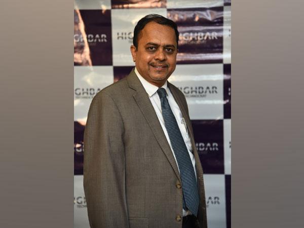 Mangesh Wadaje, (CEO & Director), Highbar Technocrat Limited