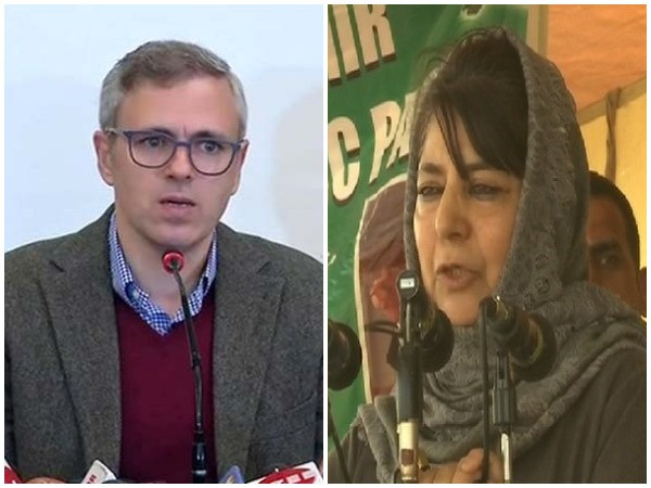 Omar Abdullah, Mehbooba Mufti 'silent' on security forces killing four terrorists in J-K's Nagrota