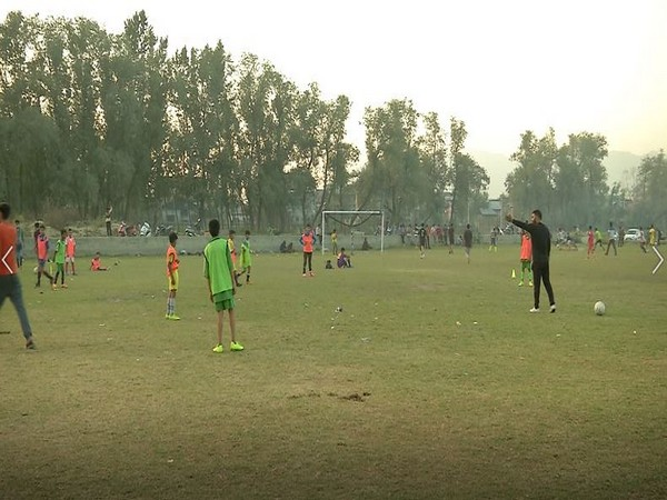 After 2 year gap, J-K authorities hold grassroots football camp with renowned coaches