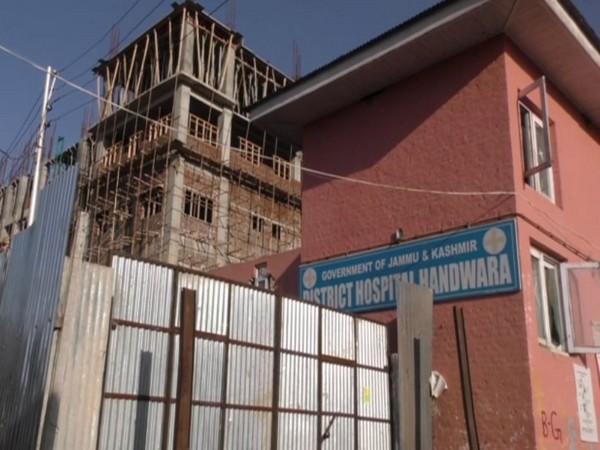 J-K: Upgradation work of District Hospital Handwara in full swing