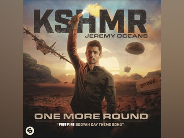 DJ KSHMR releases flaming new song 'One More Round' for Garena Free Fire