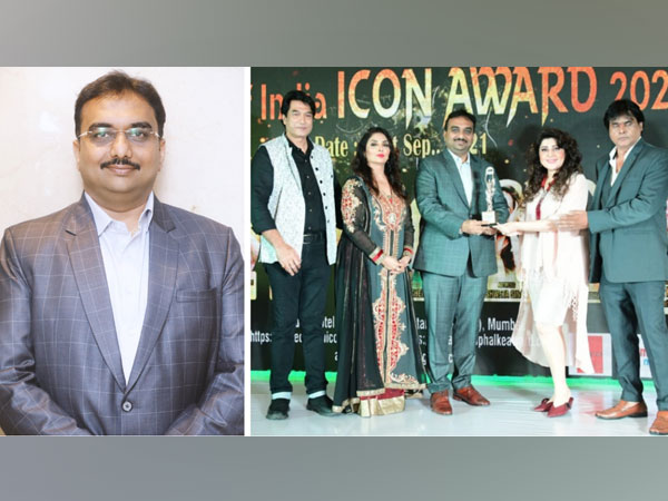 Omnipotent Industries wins at Pride of India Icon Awards 2021