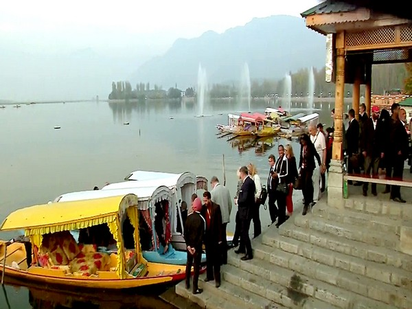 Batch of 25 envoys reaches Kashmir to witness ground situation