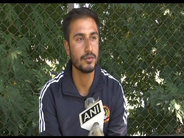 Footballer grooms young talent in Kashmir