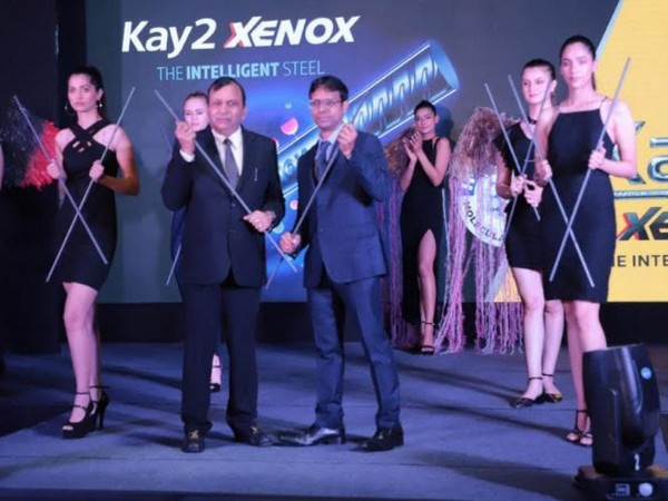 "KAY2 TMT upgrades its brand identity, unveils premium TMT brand ""KAY2 Xenox"""