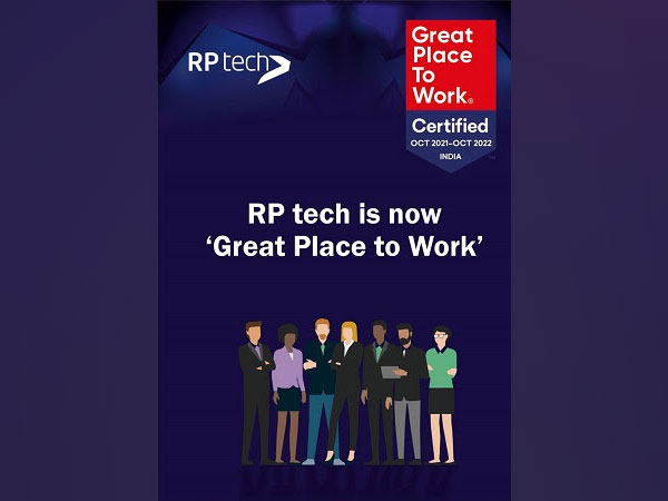 RP tech is now 'Great Place to Work'