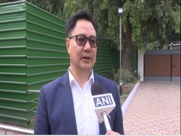 1 crore youth to engage in cleaning rivers in India: Kiren Rijiju
