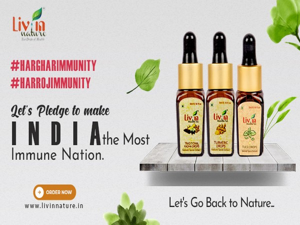 Liv In Nature launches, Har Ghar Immunity Campaign - aiming to be Everyday Immunity Partner