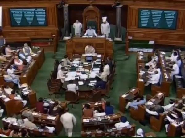 Lok Sabha passes bill to bifurcate J-K into two UTs