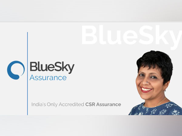 Jyotsna Belliappa, Founder of BlueSky Assurance
