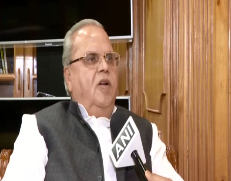 Working to ensure happy and peaceful Eid: J-K Guv