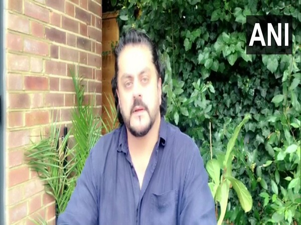 Baloch leader Mehran Marri (Photo/ANI)