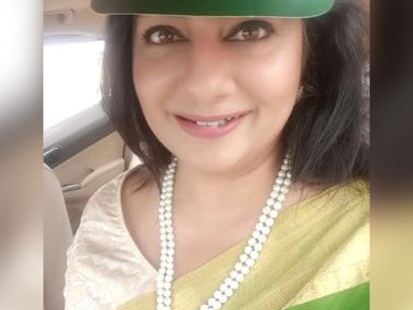 Pakistan journalist Marvi Sirmed (Photo credit: Marvi Sirmed twitter handle)