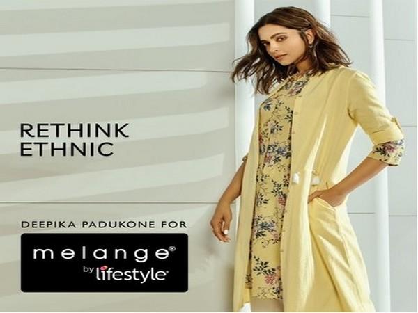 Deepika Padukone for Melange by Lifestyle