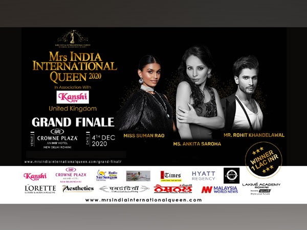 Mrs India International Queen 2020 A Playground For Women Who Want More From Life