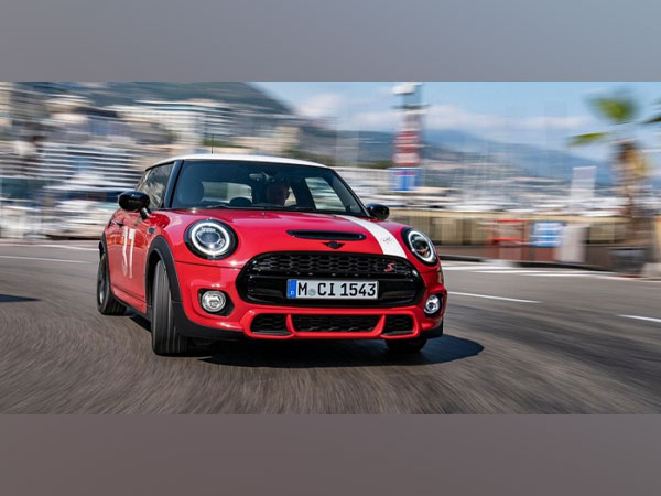 The MINI Paddy Hopkirk Edition Launched in India