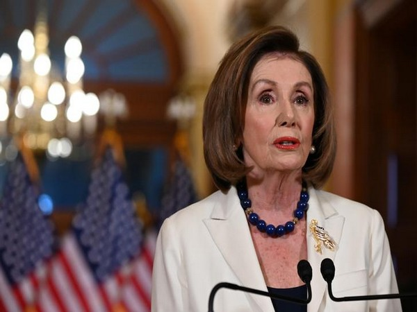 US House Speaker Nancy Pelosi. (File photo)
