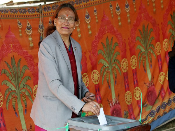 A total of 45 candidates from six political parties were on the fray in the election for Upper House in Nepal