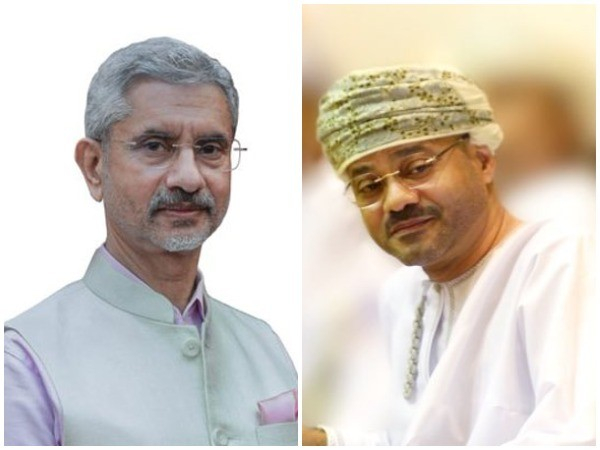 Jaishankar discusses bilateral cooperation with Oman's Foreign Minister