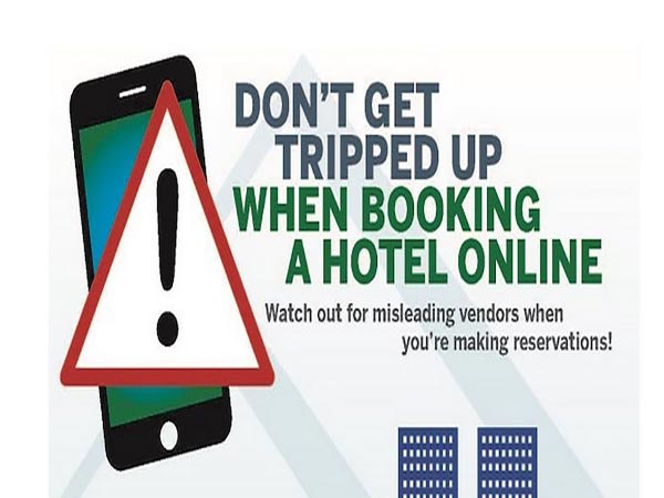 Top 5 vacation spots targeted by online booking scams: report