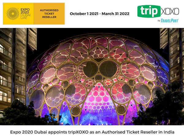 Expo 2020 Dubai appoints tripXOXO as an authorized ticketing partner in India